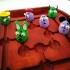 "Six "" EggMan's "" Morris Game #TinkercadEaster image"