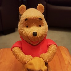 Picture of print of Winnie the Pooh This print has been uploaded by Terry Theobald