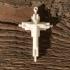 Cross Keychain image