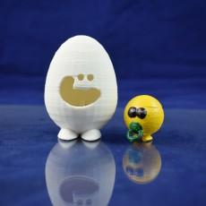 Egg and Yolk