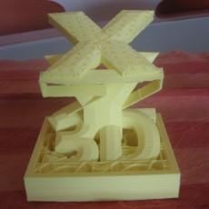 TROPHY 3D XYZ