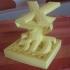 TROPHY 3D XYZ image