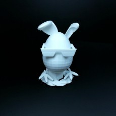 Picture of print of Hybrid Easter Bunny