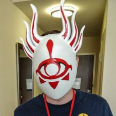 Picture of print of Breath of the Wild: Yiga Clan Masks