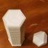 6mm-Scale Modular Hex Building Set #1 image