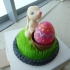 Grassy Easter Egg Keeper image