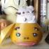 Zelda - Goron head jar / pot image