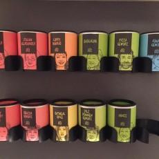 JustSpices Shelf (6er)