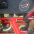 Crutch holder - wheelchair image