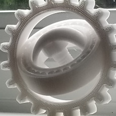 Picture of print of Mechanical Gyroscope