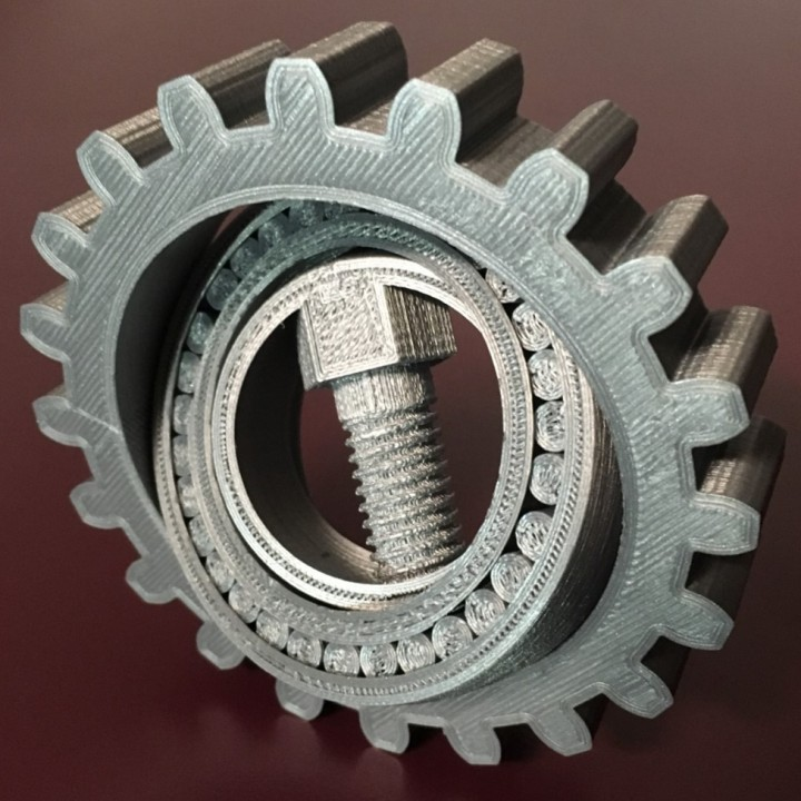 Mechanical Gyroscope
