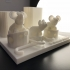 3 blind mice pencil holder image