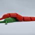 Articulated Slug print image