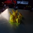 Easter Bunny  Surprise Egg #TinkercadEaster image