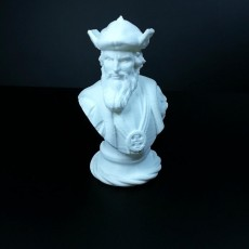 Picture of print of Vasco da Gama - Busto This print has been uploaded by Li WEI Bing