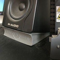 M-Audio BX5 D2 Speaker Stand (with Logo)