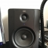 M-Audio BX5 D2 Speaker Stand (with Logo) image