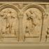 Column Sarcophagus with Dionysian Figures image