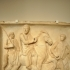 """""""Relief Giustiniani"""" Funerary Relief of a Roman Knight image"""