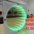 HOW TO MAKE AN INFINITY MIRROR CLOCK image