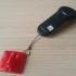 Nose Keychain&Pendant image