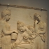 Relief with Medea and the Daughters of Pelias image