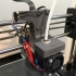 e3D V6 Bowden mount for Wanhao Duplicator i3 Plus image