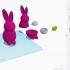Easter Bunny Babushka image