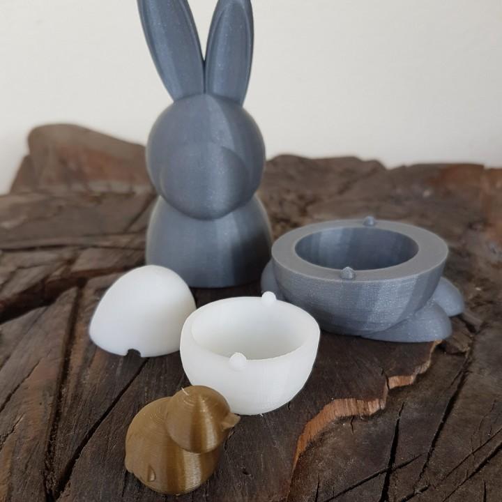 Easter Bunny Babushka