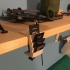 Adjustable sd card holder image