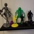 Shelf for figures image