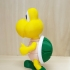 Koopa troopa green (Greeting pose) from Mario games - Multi-color image