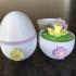 Spinning Egg #TinkercadEaster image