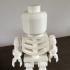 Giant LEGO Skeleton image