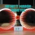 INFINITY MIRROR VU METER MUSIC EQUALIZER image