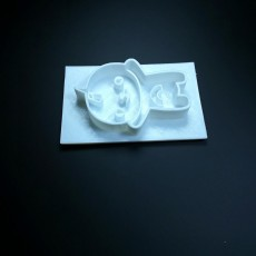 Picture of print of Slothicorn Cookie Cutter