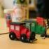 Multi-Color Brio Train image