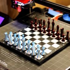 Multi-Color Chess Set