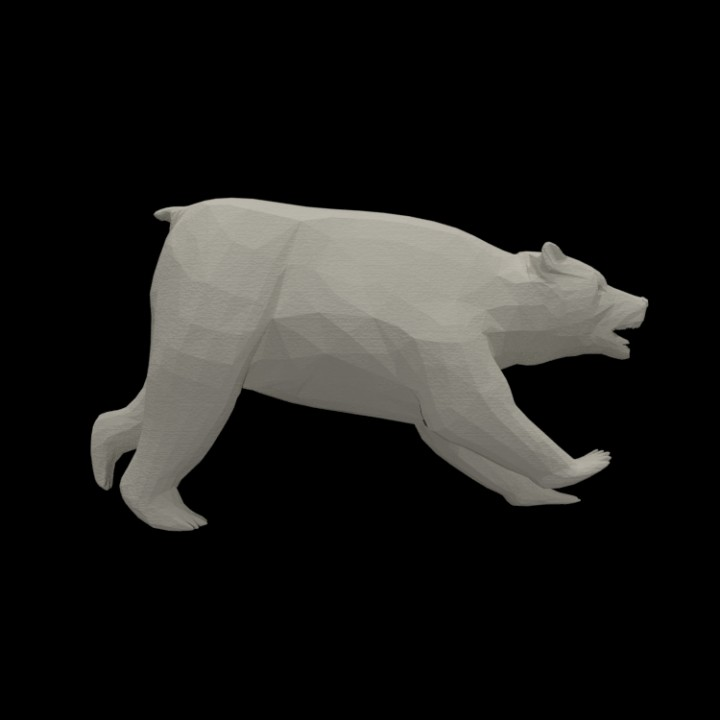 Bear for Tabletop Gaming