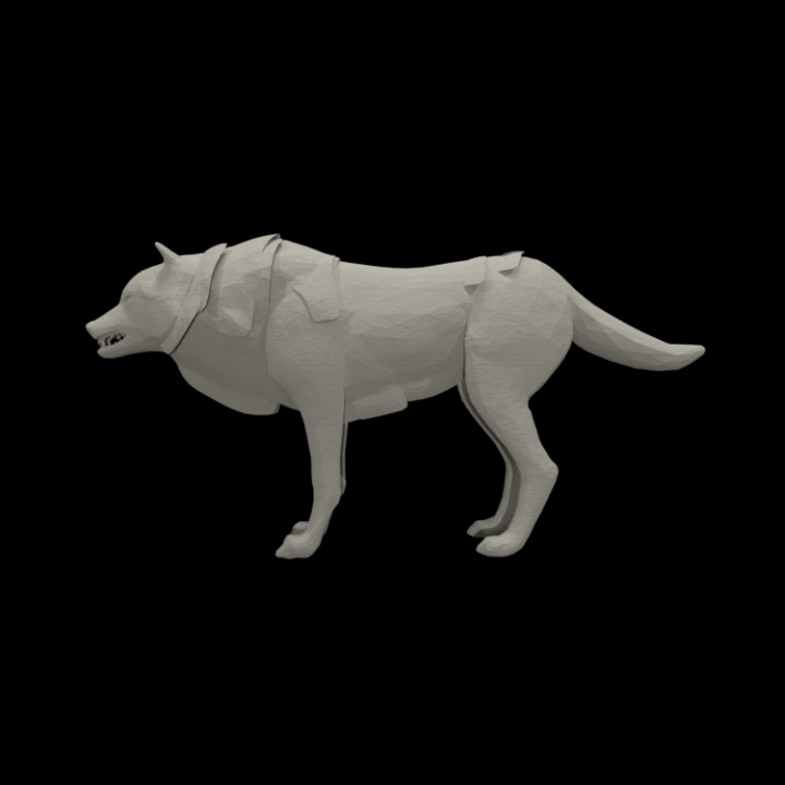 Wolf for Tabletop Games