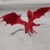 Red Dragon print image