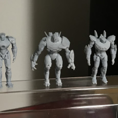 Picture of print of Pacific Rim Jaegers