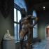 Hercules Slays the Lernean Hydra image