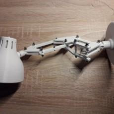 Spacers for Pixar Lamp