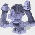 3D Column Trophy image