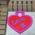Heart -Basic - LOVE IT -Version 2 -MMU image