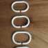 Duschvorhang-Ring - Shower Curtain Ring image