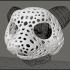 Fursuit- or puppet-head base - version 49 - otter image