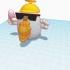 cool egg-man image