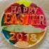 Print'n'Paint Coaster Easter 2018 image